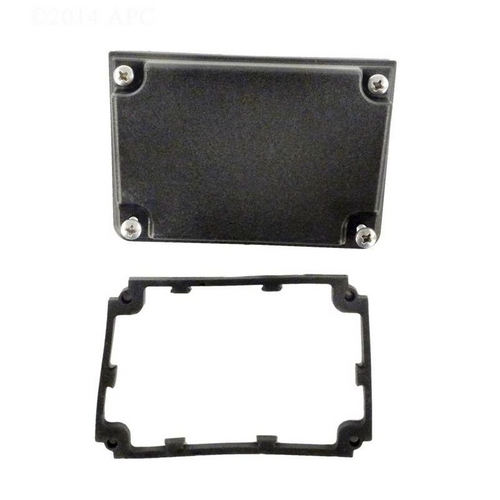 Pentair - Replacement Junction Box Cover Black