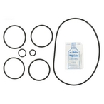 O-Ring & Gasket Kit, Includes 1 Each Rotor Shaft And Valve Body O-Ring, 3 Each Rotor Collar O-Ring