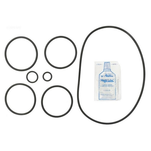 Epp - O-Ring & Gasket Kit, Includes 1 Each Rotor Shaft And Valve Body O-Ring, 3 Each Rotor Collar O-Ring