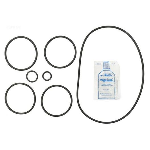 Epp  O-Ring  Gasket Kit Includes 1 Each Rotor Shaft And Valve Body O-Ring 3 Each Rotor Collar O-Ring
