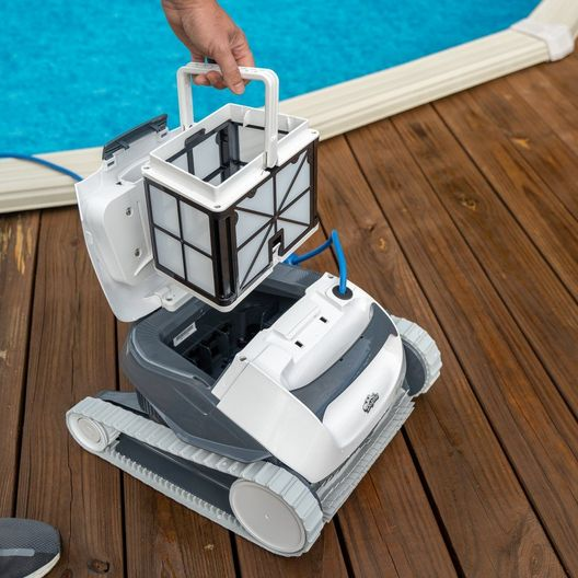 Dolphin  E10 Robotic Automatic Pool Cleaner for Above Ground Pools