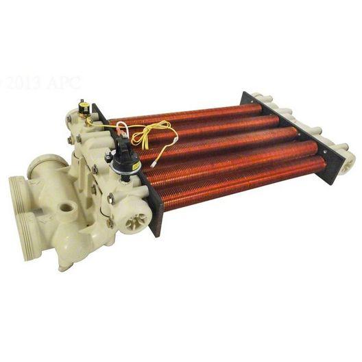 Pentair  Heat Exchanger with Headers 200 Nt