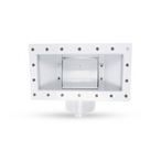 Wide Mouth Thru-Wall Above Ground Pool Skimmer 25511-000-900