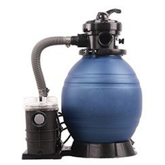 "Above Ground Pool System 13"" Sand Filter with 1/3 HP Pump, 11315"