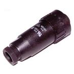 Pool Cleaner Plug (4-Pin, Female, 4-Wire), 1 per machine