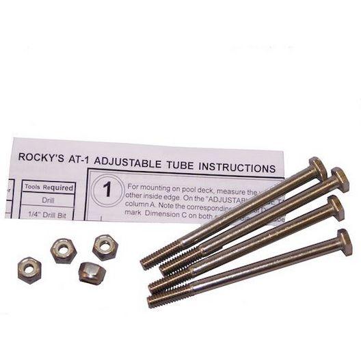 Rocky's - AT-1 Tube Parts Kit, inc. 4 bolts/nuts - 369106