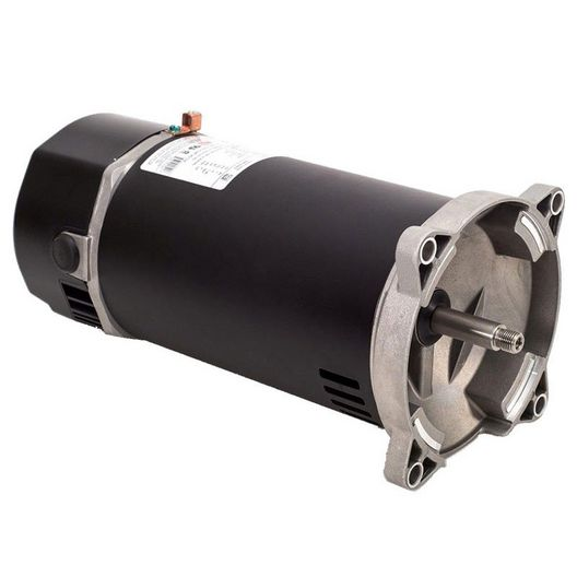 2-Horsepower Single Speed Up-Rated Square Flange Replacement Pool Motor, 1.0 Service Factor 230V - Replacement for B2859