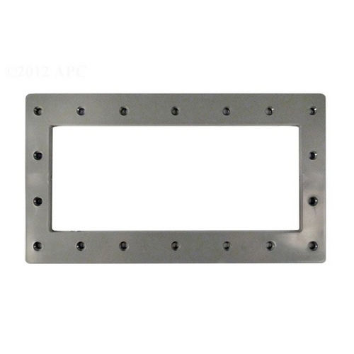 Waterway - Replacement Mount. Plate Wide Mouth Gray