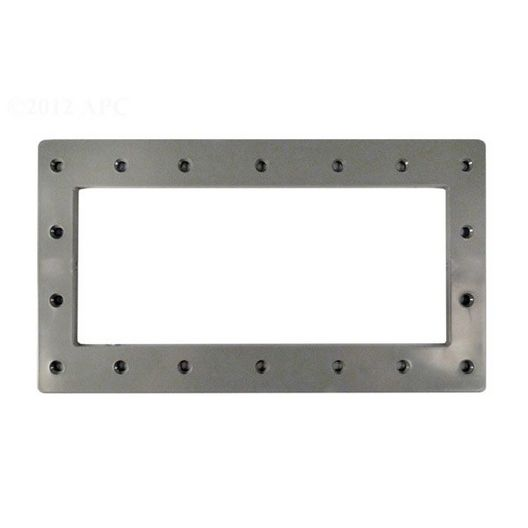 Waterway  Replacement Mount Plate Wide Mouth Gray