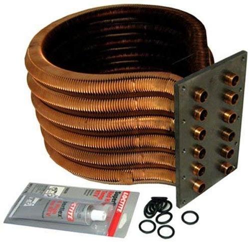 Pentair - Tube Sheet Coil Assembly Kit for MasterTemp 250HDNA/250HD-LP