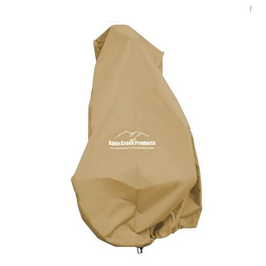 Aqua Creek Products  Pro Pool Series Custom Lift Cover Tan