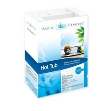 Aqua Finesse - Hot Tub Water Care System Kit