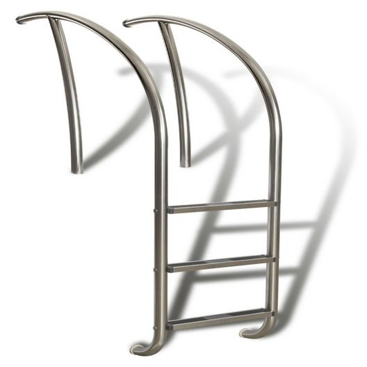 ART-1003-MG Artisan Ladder Marine Grade for In Ground Pools