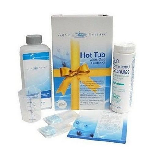 Hot Tub Water Care Starter Kit