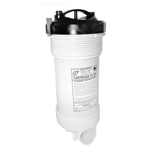 50 Sq. Ft. 2in. Top Load Filter with Plug