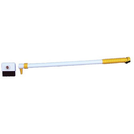 Pool Cartridge Filter Cleaning Wand - Includes Jet Nozzle & Brush Nozzle