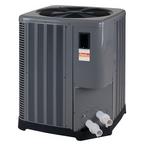 Heat Pump 8450 Model with Titanium Heat Exchanger, 140k BTU