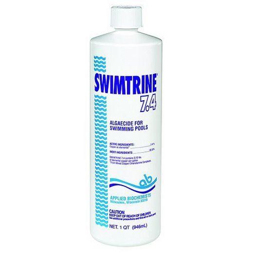 Swimtrine 7.4% Copper Algaecide 32oz.