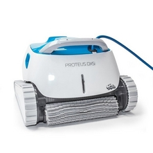 Dolphin - Proteus DX5i Robotic Pool Cleaner with PowerStream Technology