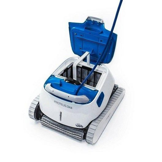Dolphin - Proteus DX4 Robotic Pool Cleaner with PowerStream Technology - 369701