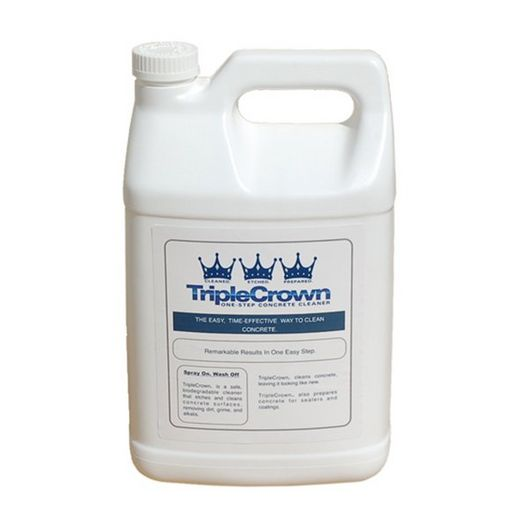 Triple Crown Concrete Cleaner - 1 Gallon - 377171