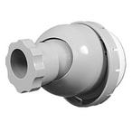 Balboa  Jet Insert Hydro-Air VSR Series w Bearings and Shroud Gray