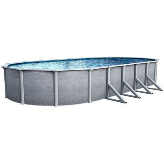 Summit Above Ground Pool with 52 in. Wall