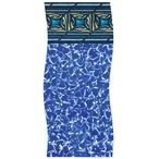 SWIMLINE - 12 x 24 ft Kayak Style Pool Rectangle Liners - MASTER-SKU18602