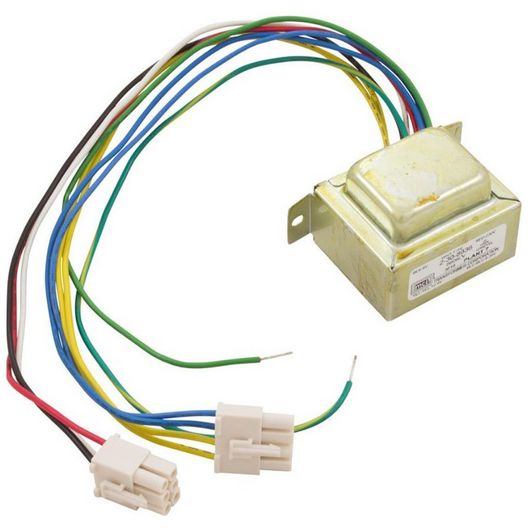 Transformer, 240V to 12VAC, 9-Wire, No Plug Compatible with Sundance