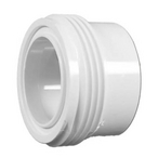 Spa Heater Coupling, 1.5in Tailpiece, 1.5 MBT x 1.5 SKT