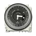 Grasslin - 24 hr Spa Time Clock, SPDT 120/240V, Panel Mount - 378484