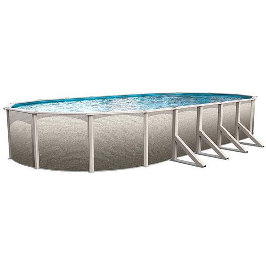 Sierra Above Ground Pool with 48 in. Wall