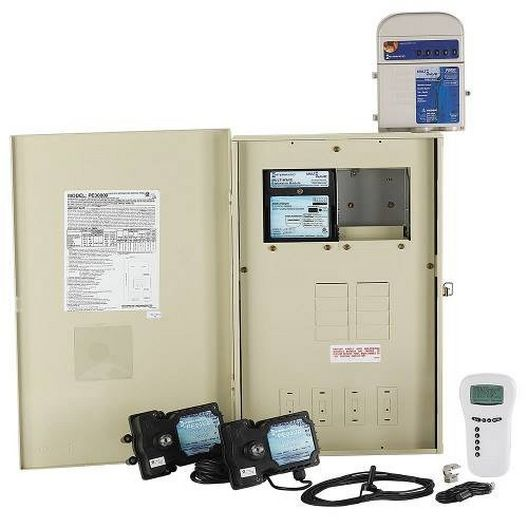 ECS Plus Wireless Control System for Pool and Spa