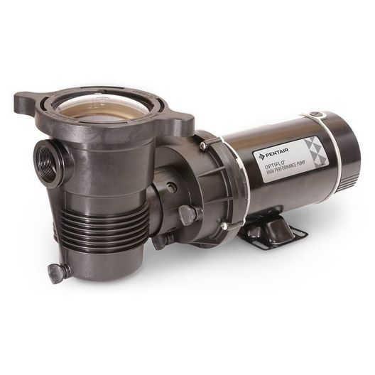 Sta-Rite  EC-PNCC0100OE1160  Above Ground Modular Pool Filter System with 1 HP OptiFlo Pump  Limited Warranty