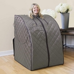 Blue Wave Products - Portable Infrared Sauna - 381325