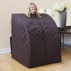 Oversized Portable Infrared Sauna