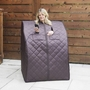 Oversized Portable Infrared Sauna