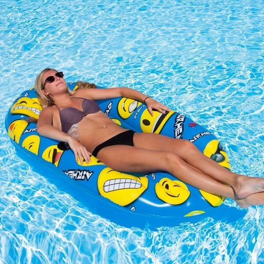 Airhead  Inflatable Pool Lounger