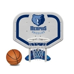 Poolmaster - Memphis Grizzlies NBA Pro Rebounder Poolside Basketball Game - 382140