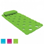 Airhead  SunComfort Cool Suede Pool Mattress Lime