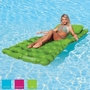 SunComfort Cool Suede Pool Mattress, Lime