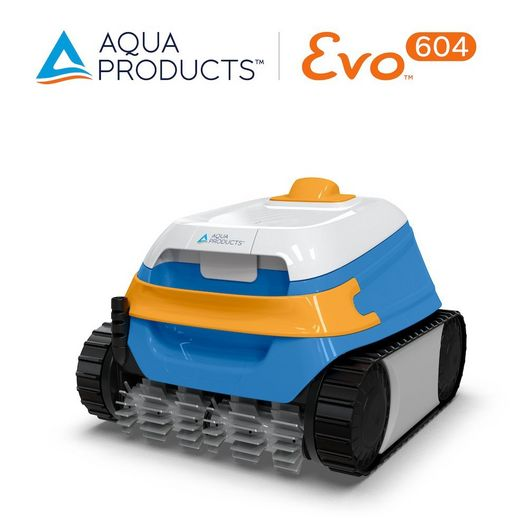 Aqua Products - EVO 604 Robotic Pool Cleaner - 382205