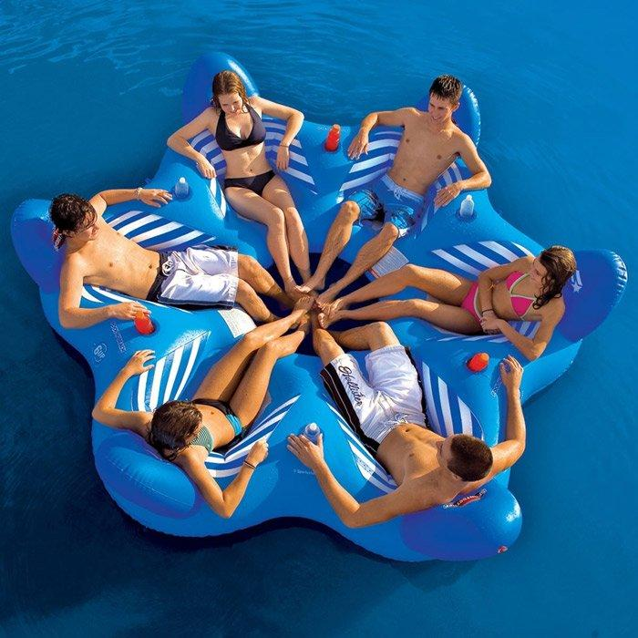 Inflatable Oasis Lounge - 382216