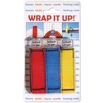 "Airhead - 12"" Loop Wraps, Multi-Color 3-Pack - 382244"