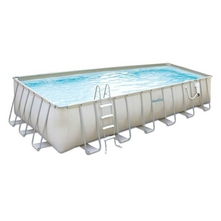 "Blue Wave Products - 24' x 12' x 52"" Soft Sided Pool"