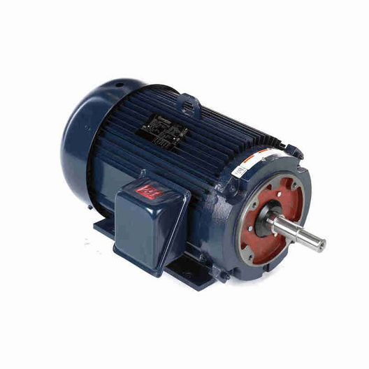 20HP 3-Phase Close-Coupled Commercial Pool Motor