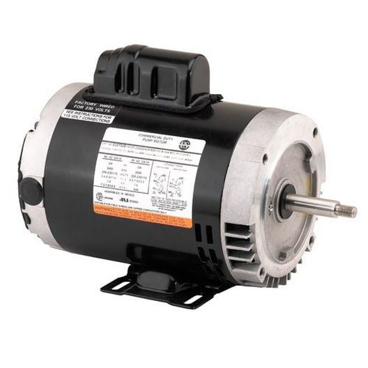 Special Application Commercial Pump Motor, C-Face