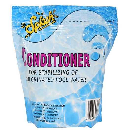 Water Conditioner for Chlorine Pools, 2lb Bag