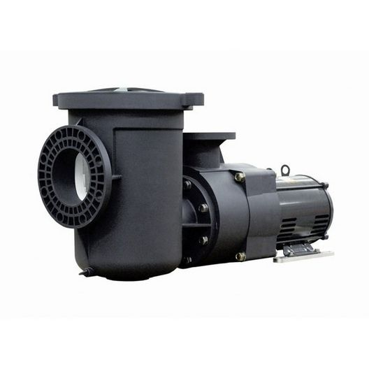 EQ Series 7.5 HP 3-Phase Commercial Pool Pump with Strainer Pot