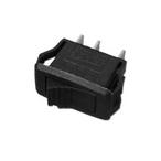 Carling Rocker Switch, 3 Terminals On-On SPDT, 120V, 16A